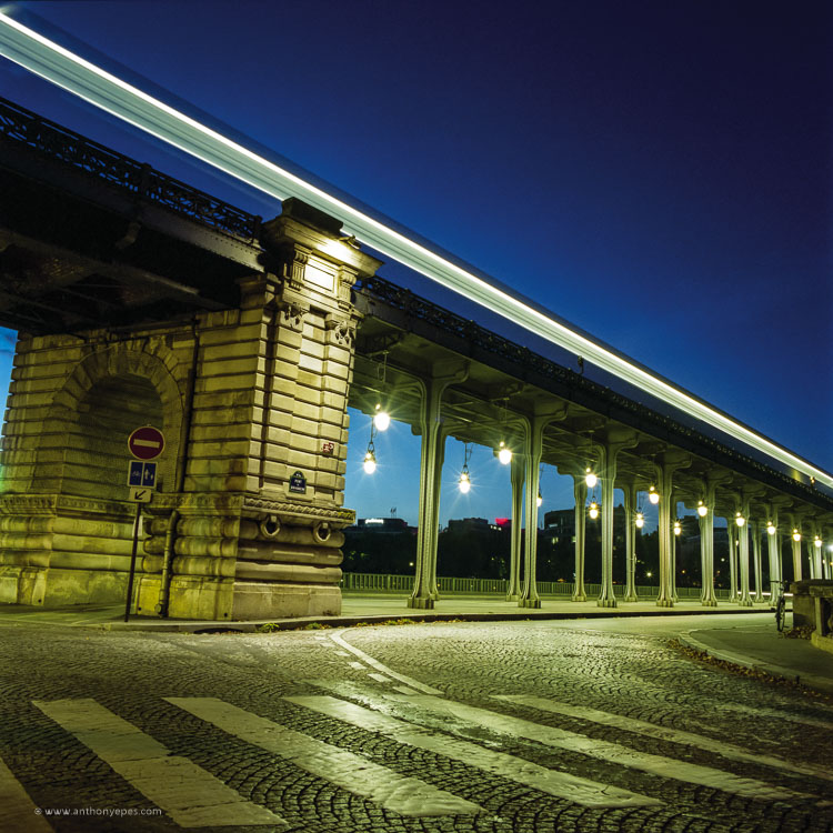 night shot of a city - How to overcome your technical or artistic shortcomings and improve your photography