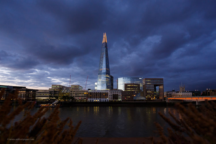 blue hour image - How to overcome your technical or artistic shortcomings and improve your photography