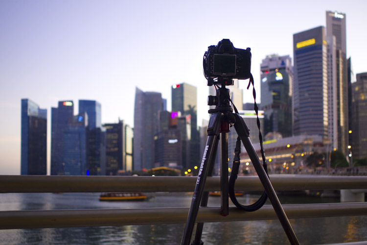 Avoid Long Exposure Photographers' Worst Nightmare by Setting Your Tripod Low