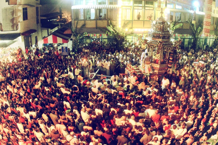 Thaipusam festival - 7 Great Reasons to do Early Morning Photography