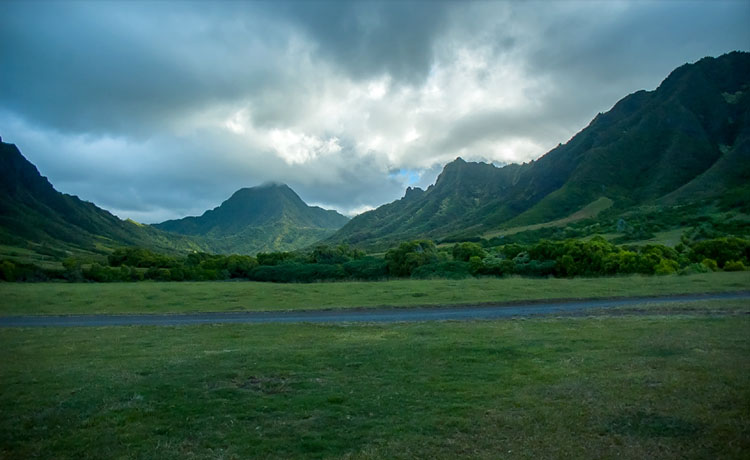 Kailua Ranch After - Your Camera Sees Differently Than Your Eyes
