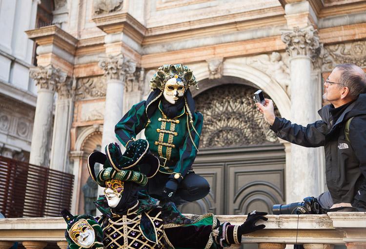 男人在威尼斯拍照-7快速提示,以帮助您捕捉更好的肖像