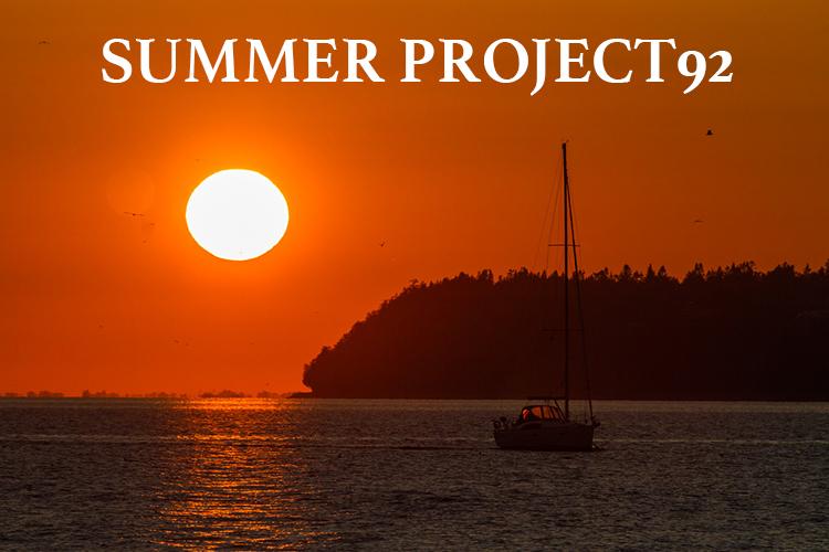 做夏季项目的提示92让你出去拍摄