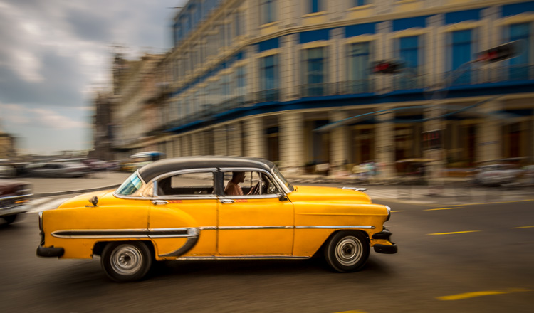 Weekly Photography Challenge - Panning