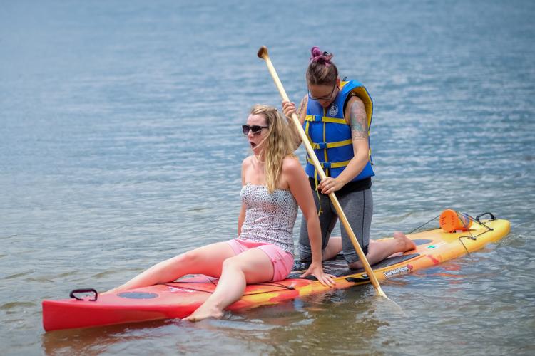 划桨 - 如何征服你对摄影师的恐惧