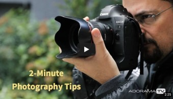 Three 2-Minute Tips to Get You Thinking