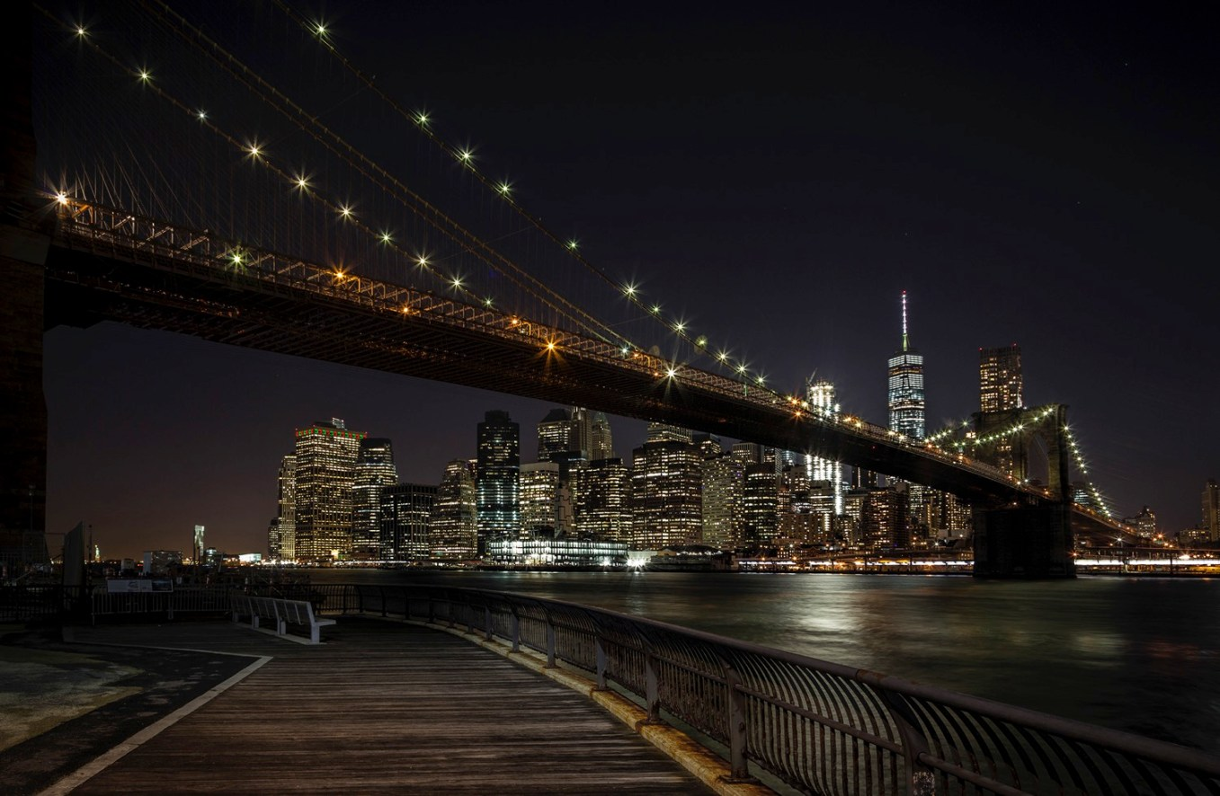 Brooklyn Bridge Park - dPS Ultimate Guide to Night Photography