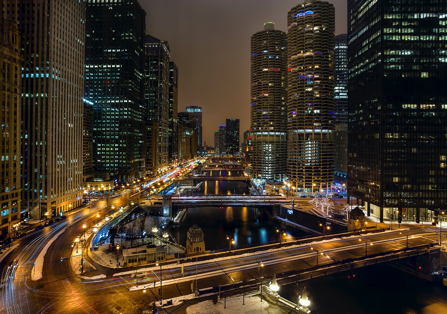 Chicago River - dPS Ultimate Guide to Night Photography