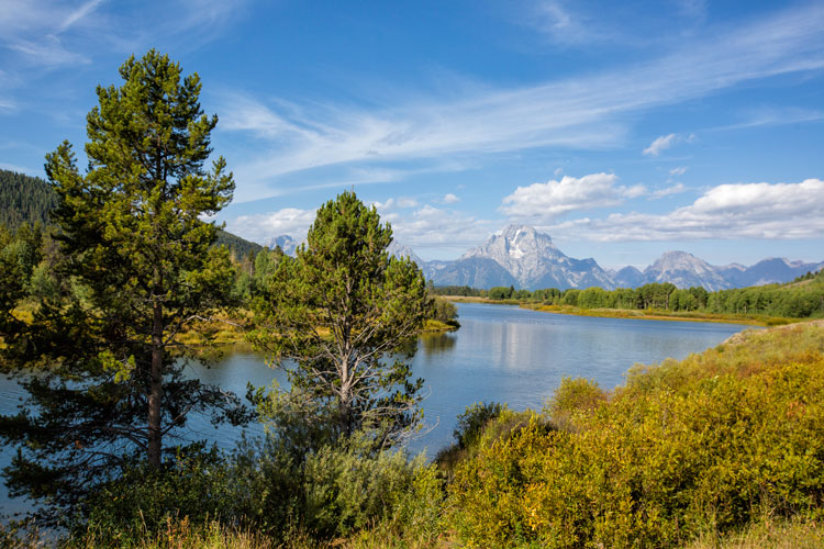 Tips for Using Color in Your Photography - mountain scenic photo