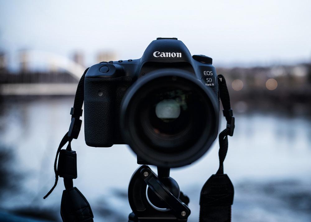 图像:佳能5D Mark IV全画幅单反相机 - 图库图片来自dPS writer Mark Hughes。