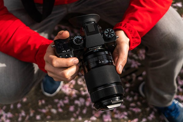 Thoughts and Field Test of the Fujifilm X-H1 Camera