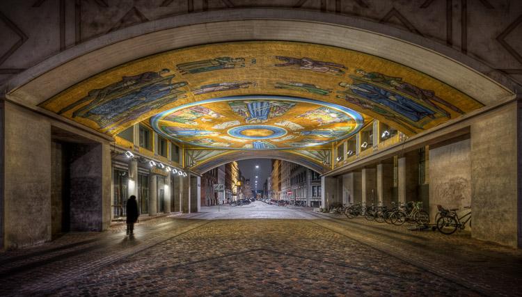 隧道与艺术作品 - 什么使伟大的照片?可以将你的形象从优秀变为优秀的5个因素