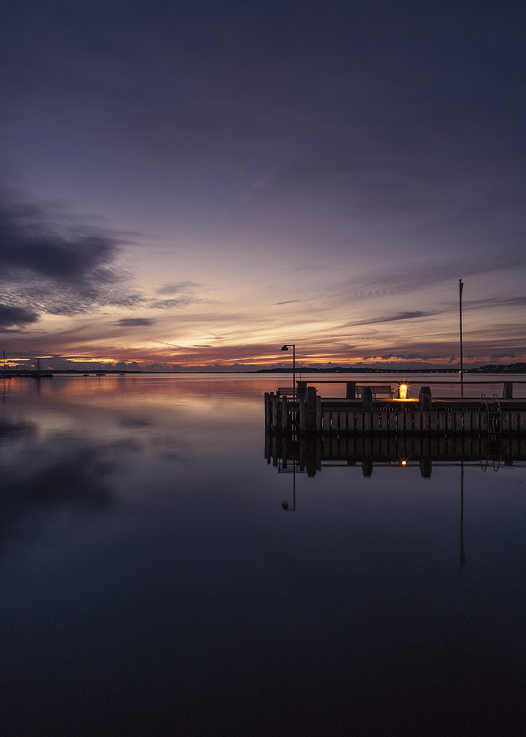 The outer Pier - How to Create Your Own Style by Using LUTs in Photoshop