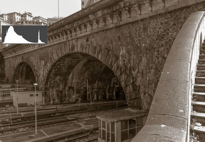 Genoa Bridge After