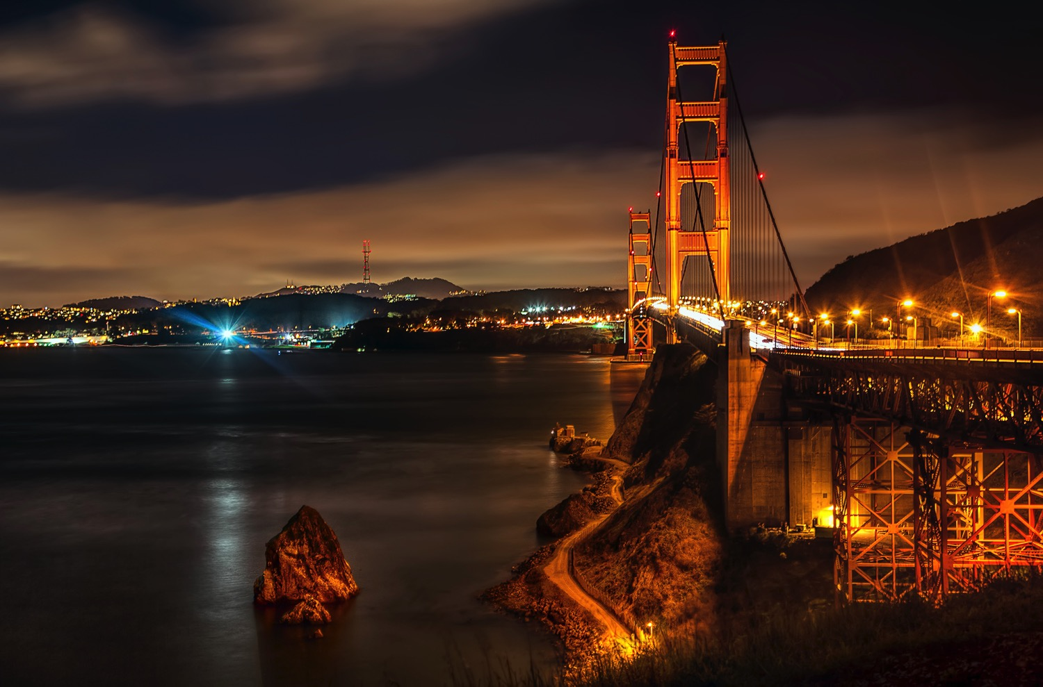 Golden Gate Bridge - dPS Ultimate Guide to Night Photography