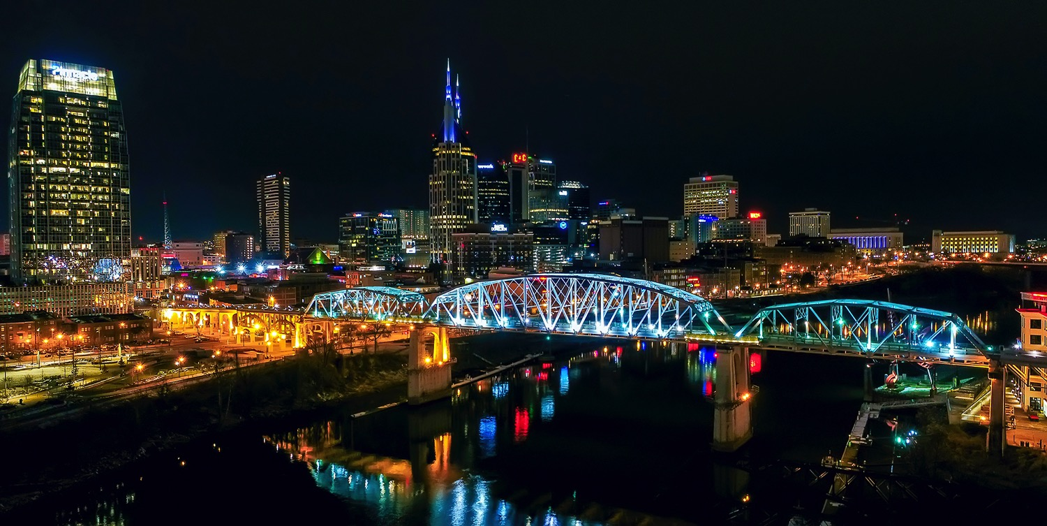 Nashville night - dPS Ultimate Guide to Night Photography