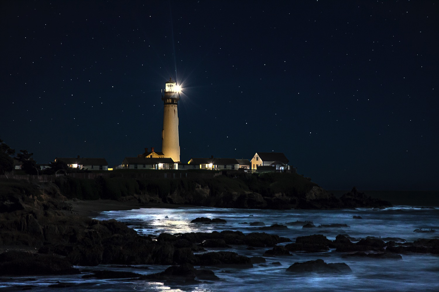 Pigeon Point - dPS Ultimate Guide to Night Photography