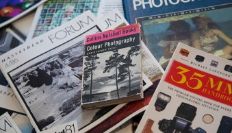Why Old Photography Books and Magazines are Still Valuable