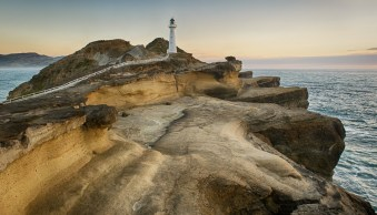 portrait lighting for landscape photography