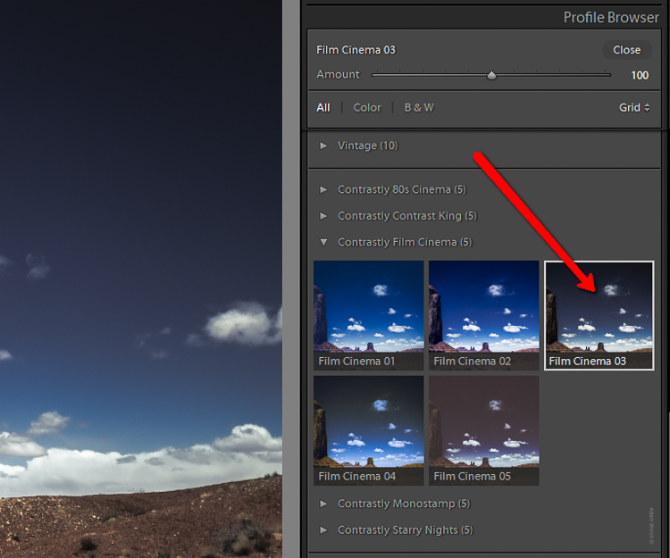 How to Understand Creative Profiles in Lightroom Classic CC