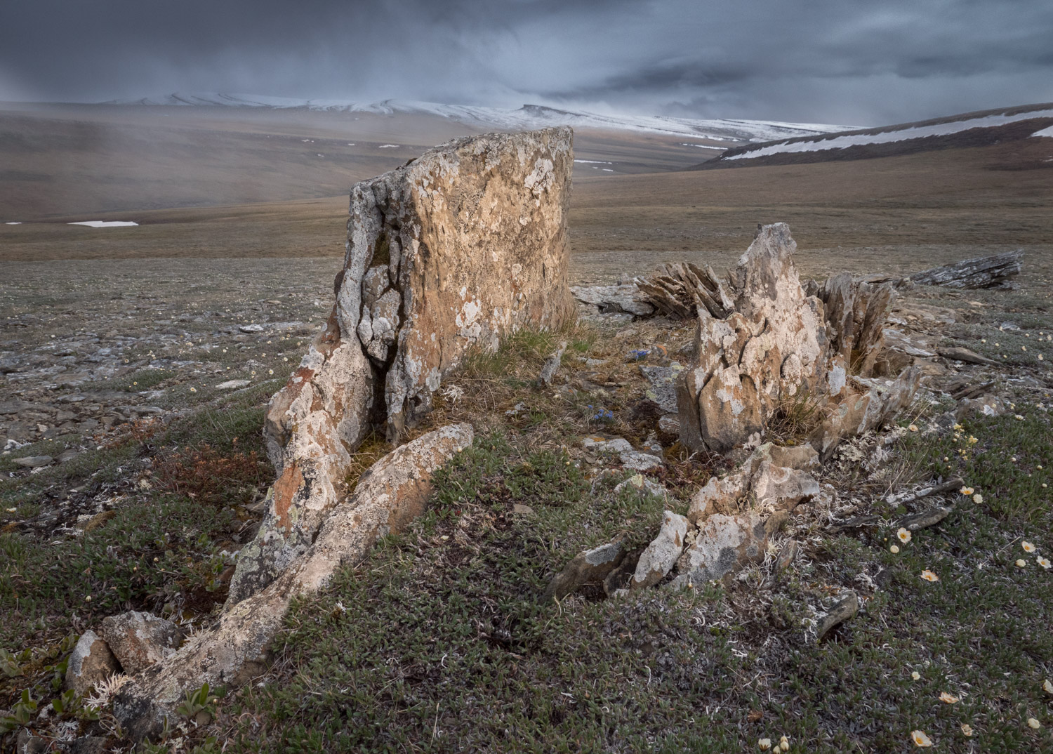 rocky outcrop and cloudy sky - Five (More) Uncomfortable Truths About Photography