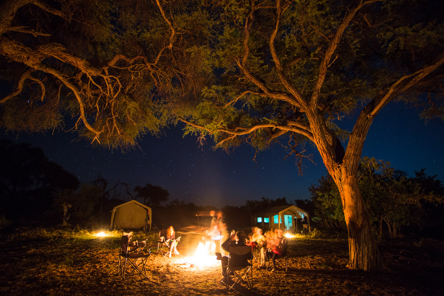 night campfire scene - Five (More) Uncomfortable Truths About Photography