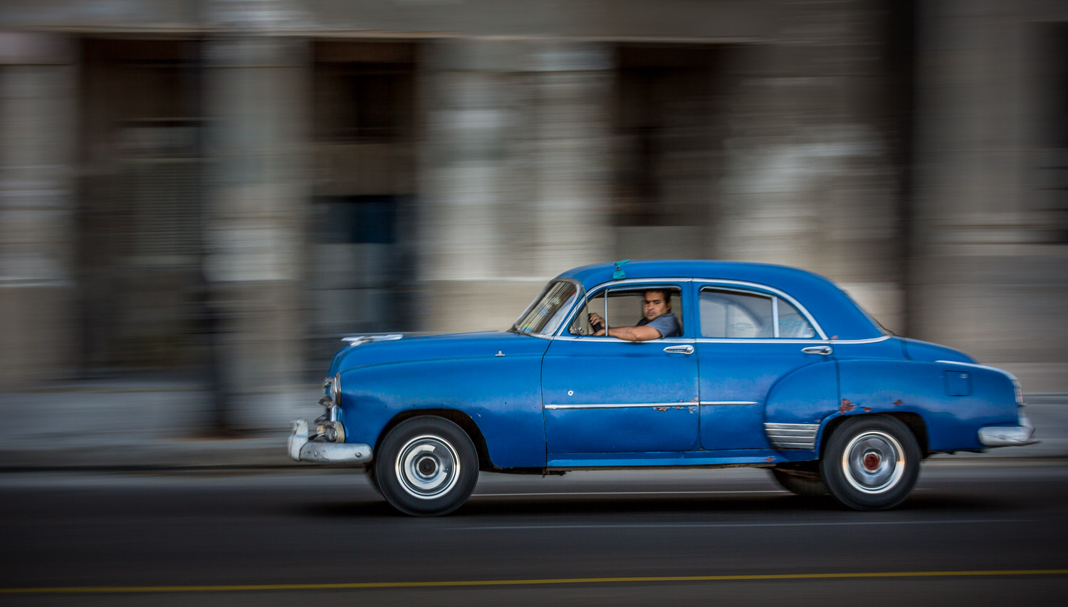Image: Try panning for something different.