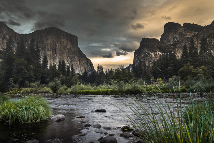 yosemite sky - Editing Gently: 3 Tips for Processing Realistic Landscape Photos