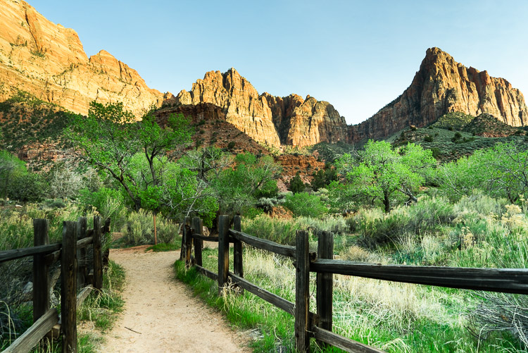 zion bad edit - Editing Gently: 3 Tips for Processing Realistic Landscape Photos