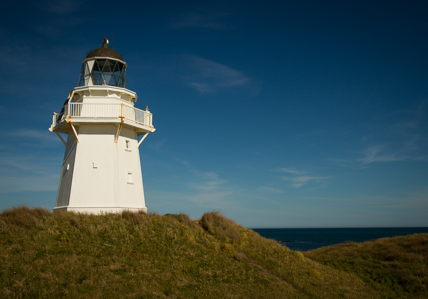 How Aesthetic Differs From Photographic Style And Why it Matters - lighthouse image