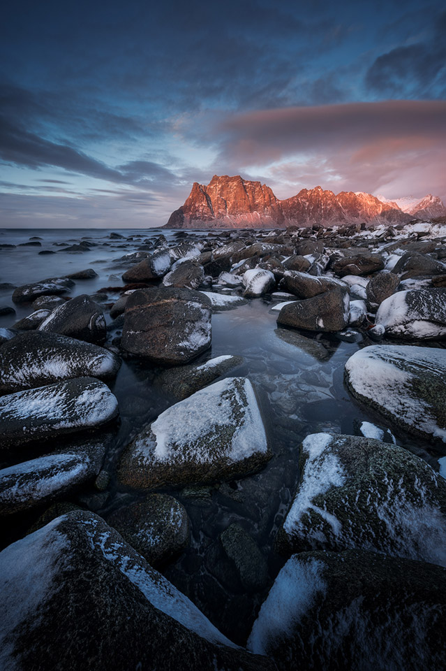 Avoid These 4 Post-Processing Mistakes That Can Ruin Your Images - photo with alpenglow mountain scene