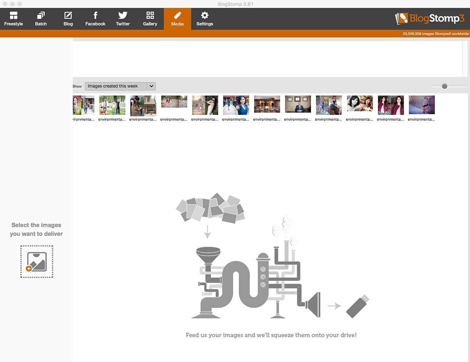 Review of BlogStomp Software for Photographers