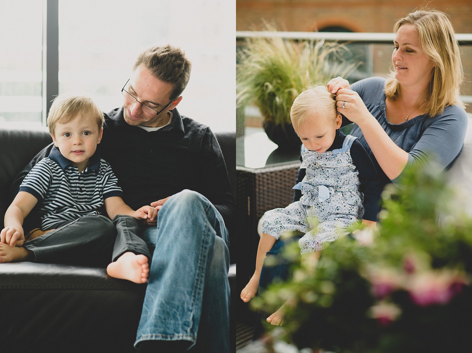 5 Tips for Doing Lifestyle Photo Sessions - parents and kids