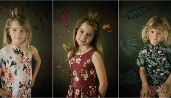 Basic Photoshop Tutorial – How to Add Creative Overlays to Your Portraits