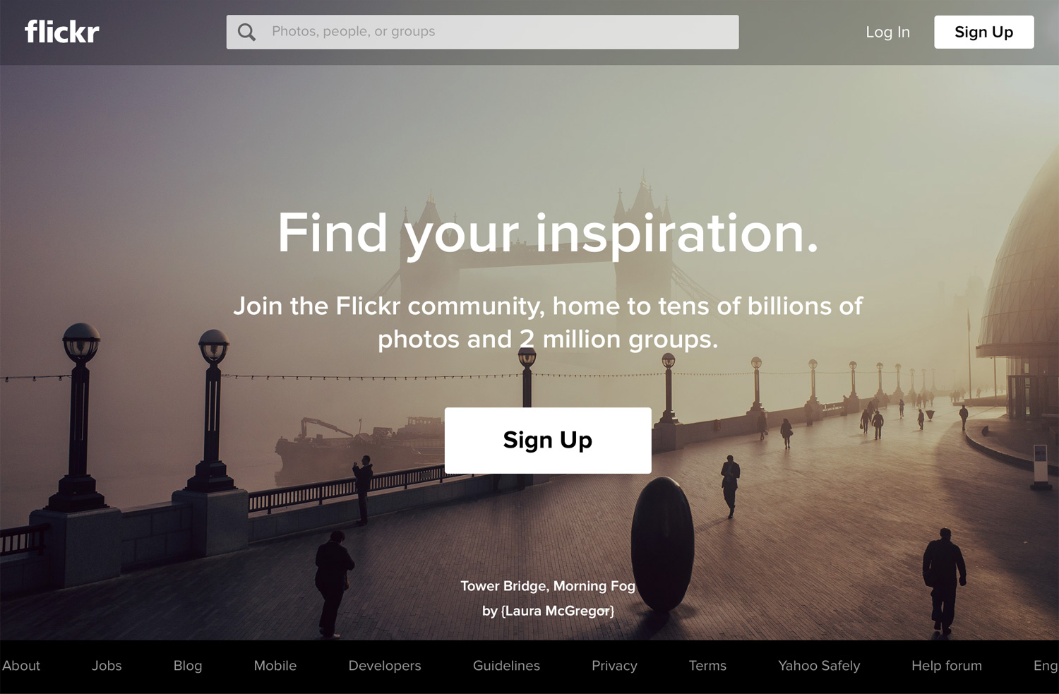 Flickr - How to Search Potential Cityscape Photography Spots Online Before Traveling