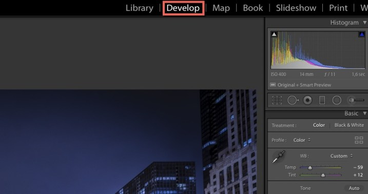 Lightroom Develop - How to Use Selective Color for More Dynamic Images