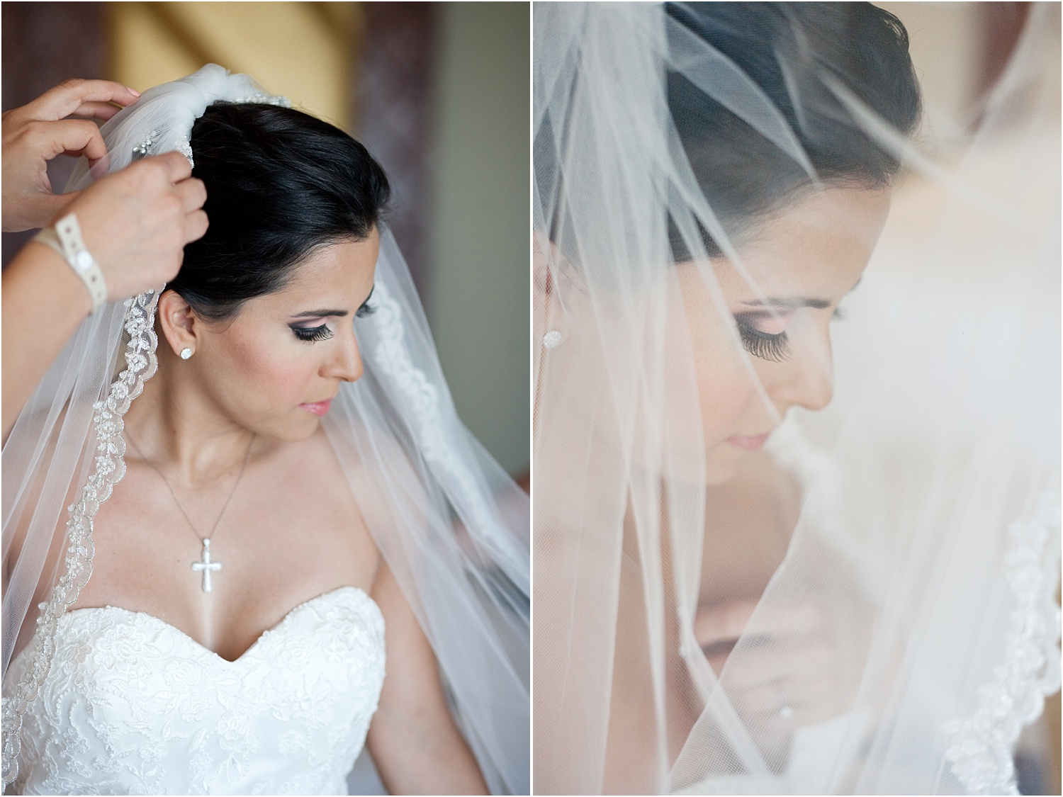 bride details - Tips for Better Bridal Portraits