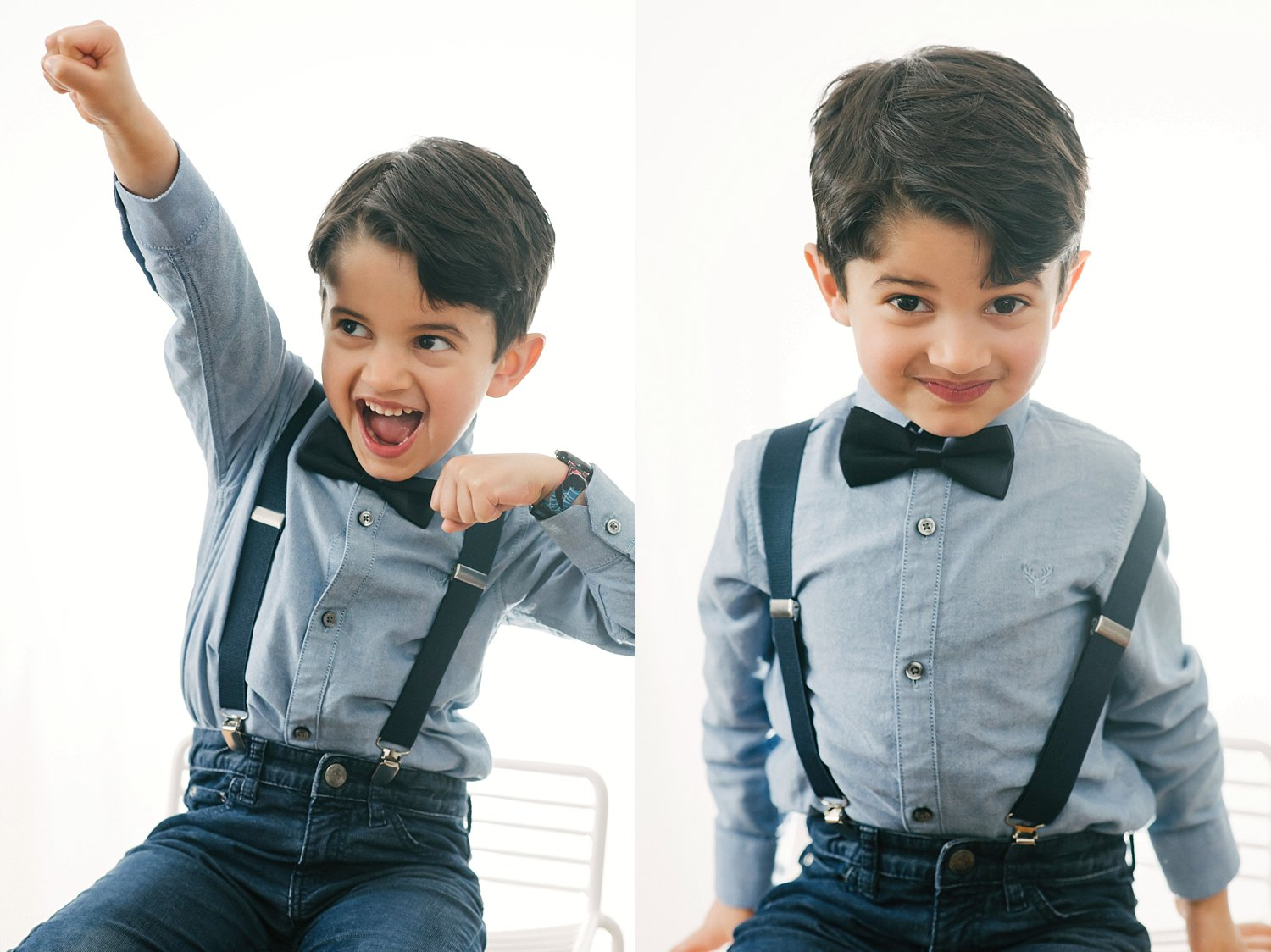white background portrait of a boy - 6 Types of Portrait Backgrounds You Can Use for Your Images