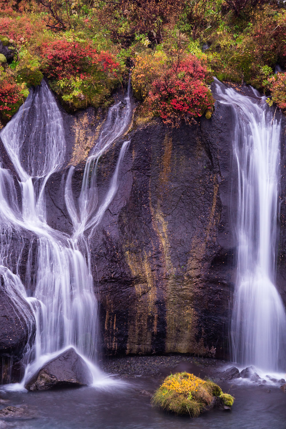 Hraunfosser Waterfall, Iceland - 10 Dos and Don'ts for Mastering Your Tripod