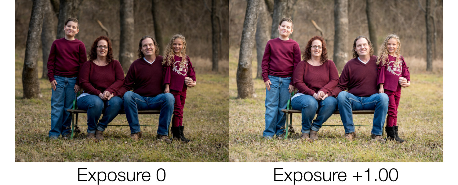 exposure slider - Unlocking the Power of the Basic Panel in Lightroom