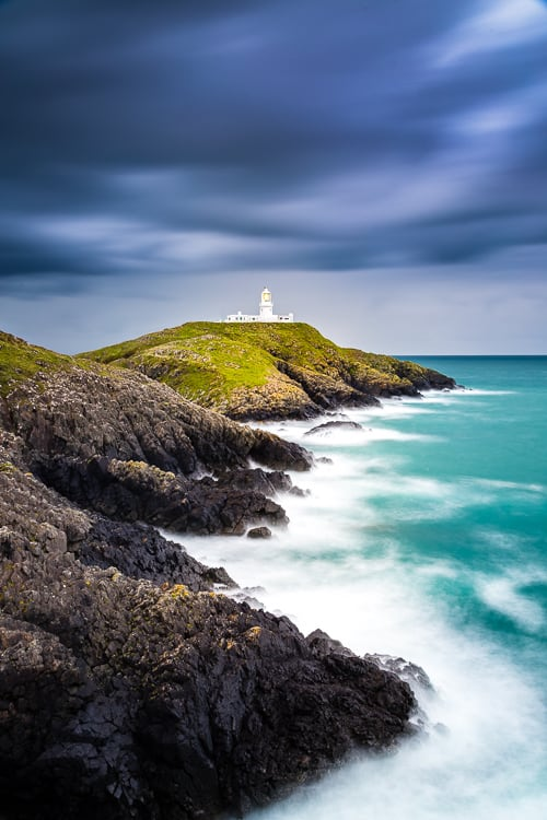 Strumble head lighthouse - How to Use Neutral Tones to Craft Realistic Edits for Landscape Photos