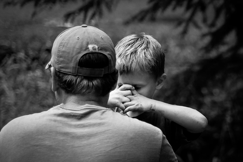 男孩和他的父亲 - 创意摄影师的3个行情