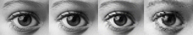 Illusion of Photography Resolution