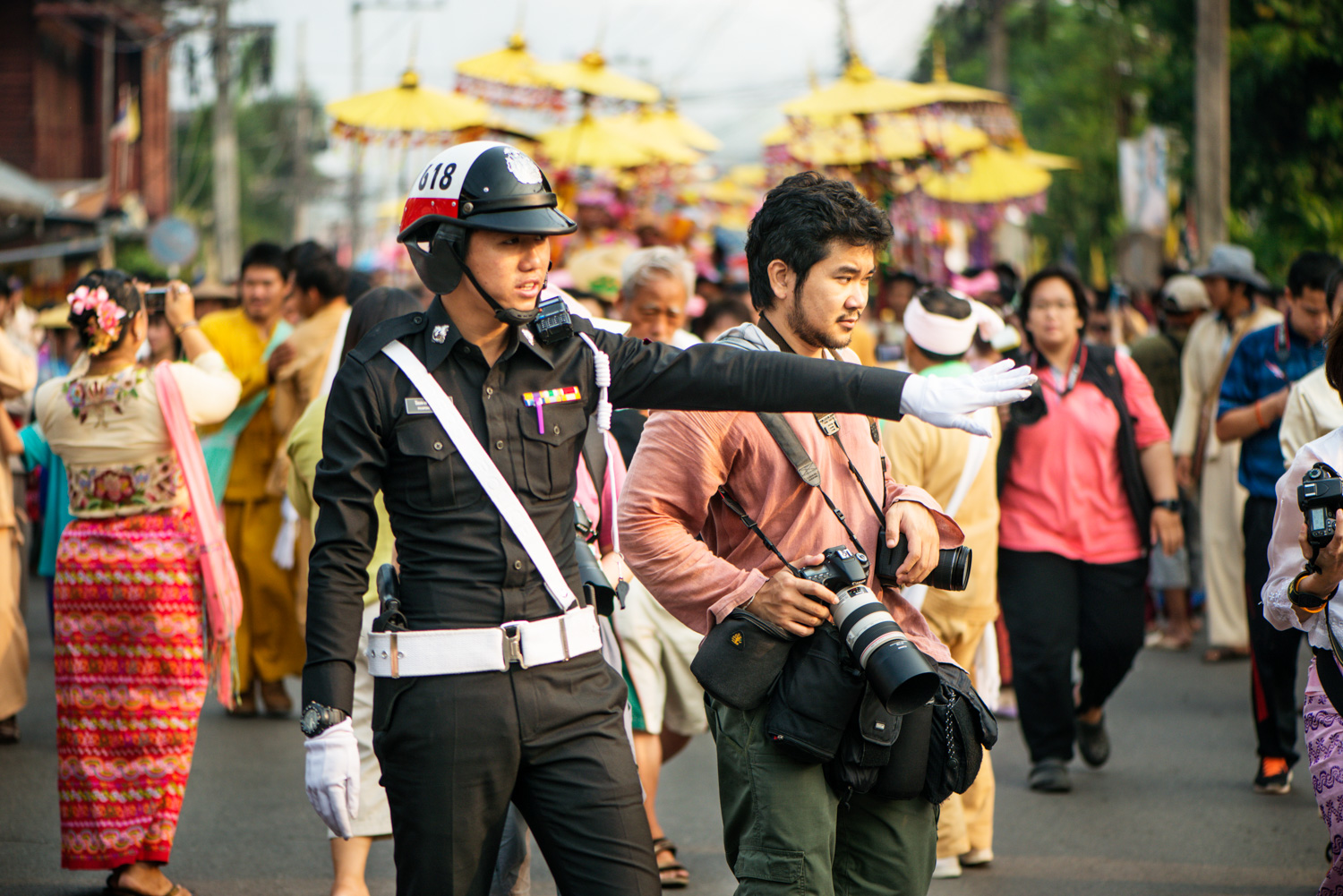 Poi Sang Long Festival Photographer- Pros and Cons of Upgrading from a Phone to a Real Camera