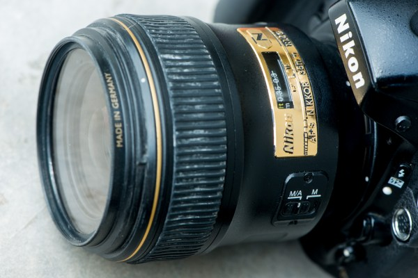 Why I Love My 35mm F1.4 Lens