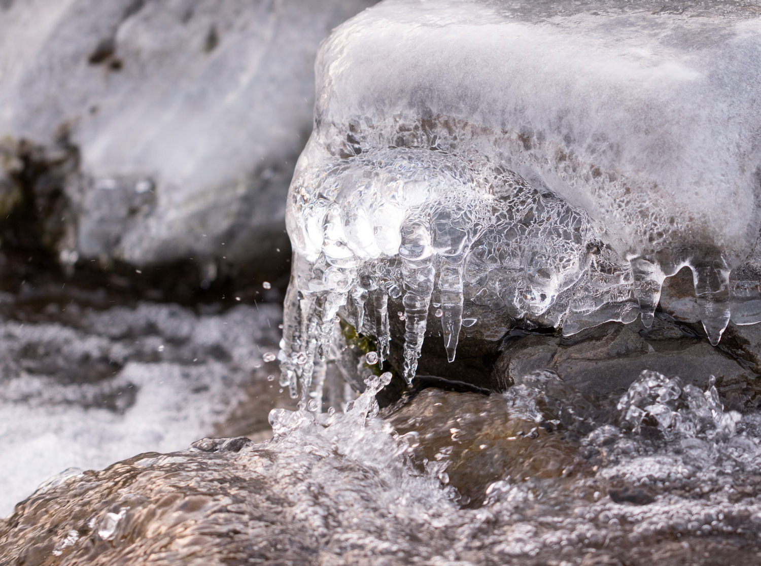 Why Your Camera Gear Doesn't Matter - flowing water frozen in the air