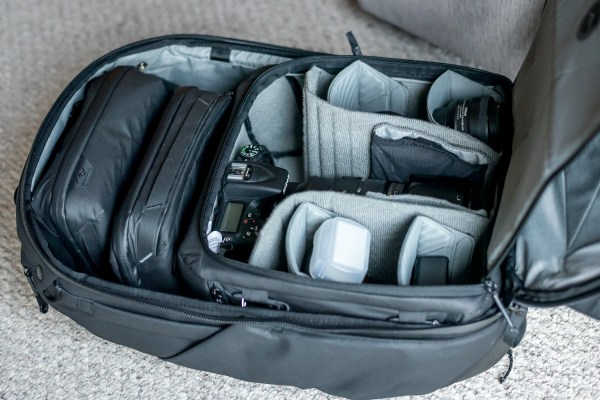 Review: Peak Design Travel Backpack