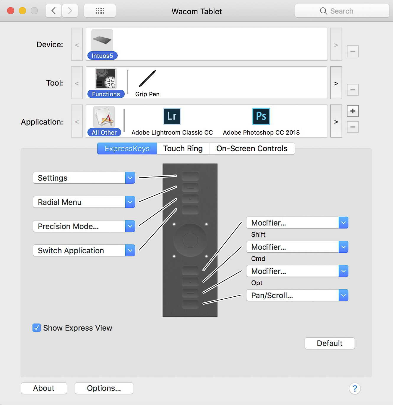step up your post-processing with a graphics tablet