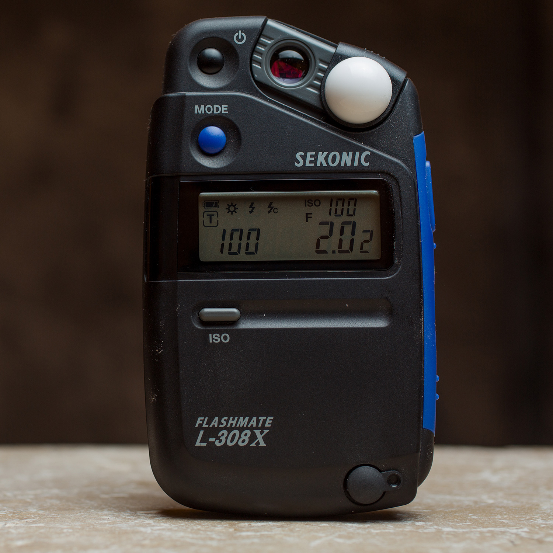 sekonic light meter - Why I've Become a Light Meter Convert