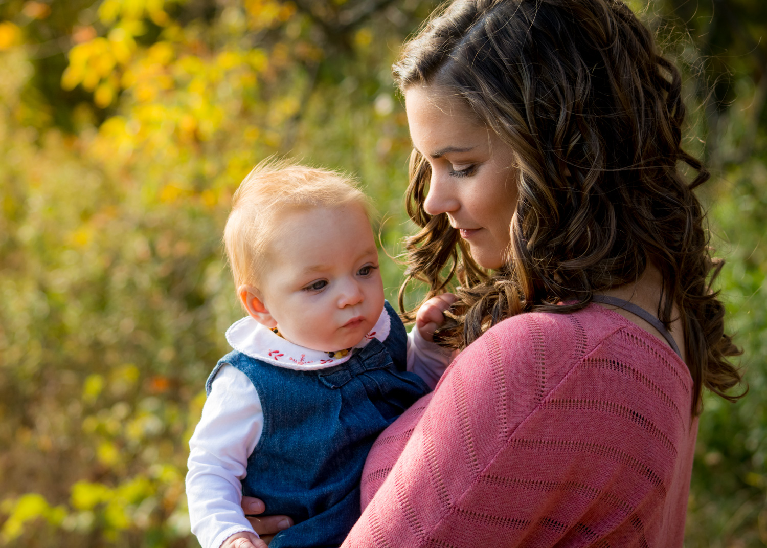 Family photo tips - candid